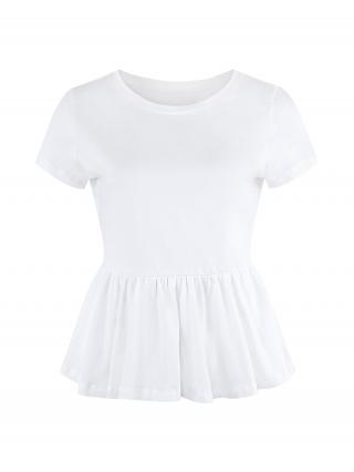 LASCANA Tričko  biela dámské S