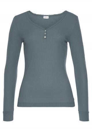 LASCANA Tričko  modrá dámské S-M