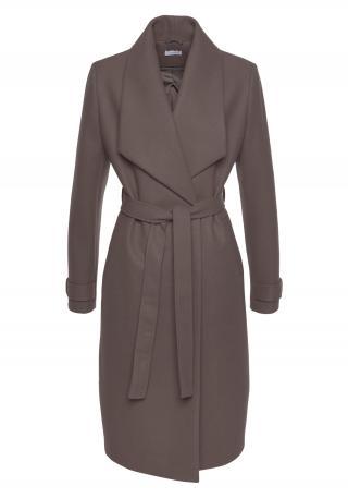 LASCANA Zimný kabát  hnedá dámské S