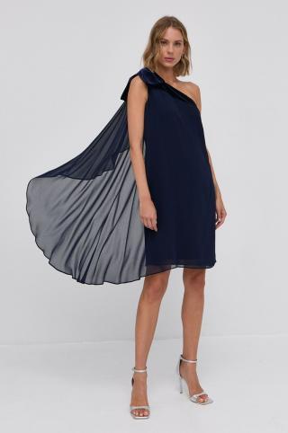 Lauren Ralph Lauren - Šaty dámské tmavomodrá 36