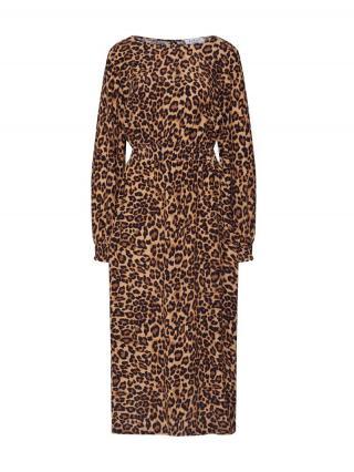 LeGer by Lena Gercke Košeľové šaty Christin  hnedá dámské 34