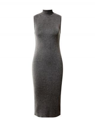 LeGer by Lena Gercke Pletené šaty Enya  sivá melírovaná dámské XS