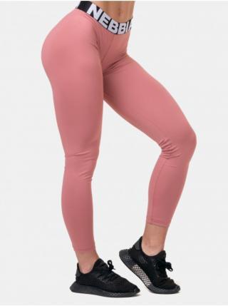 Legíny pre ženy NEBBIA - ružová dámské M