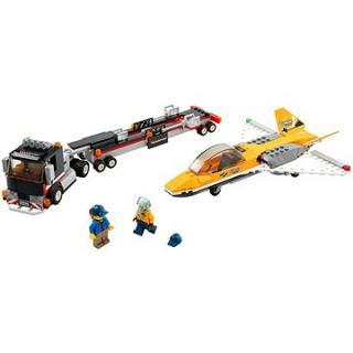 LEGO City 60289 Transport akrobatického letounu