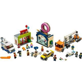 LEGO City Town 60233 Otvorenie obchodu so šiškami