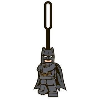 LEGO DC Super Heroes Menovka na batožinu – Batman