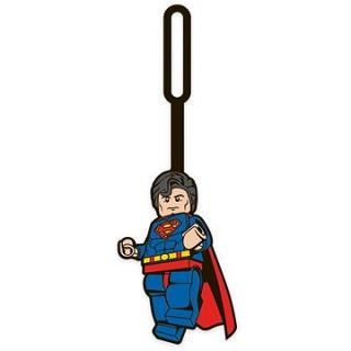 LEGO DC Super Heroes Menovka na batožinu – Superman