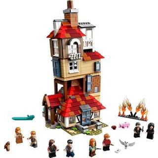 LEGO Harry Potter TM 75980 Útok na Brloh