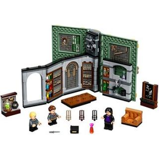 LEGO Harry Potter TM 76383 Kouzelné momenty z Bradavic: Hodina lektvarů