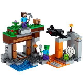 """LEGO Minecraft 21166 """"Opuštěný"""" důl"""