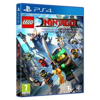 LEGO Ninjago Movie Videogame – PS4