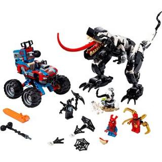 LEGO Super Heroes 76151 Pasca na Venomosaura
