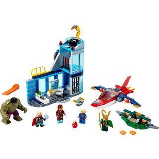 LEGO Super Heroes 76152 Avengers – Lokiho hnev
