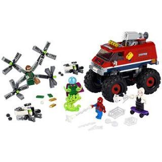 LEGO Super Heroes 76174 Spider-Man v monster trucku vs. Mysterio