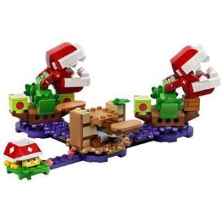 LEGO Super Mario 71382 Hlavolam s piraňovou rostlinou – rozšiřující set