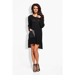 Lemoniade Womans Sweater LS162 dámské Black One size