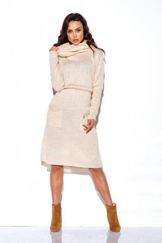 Lemoniade Womans Sweater LS257 dámské Beige One size