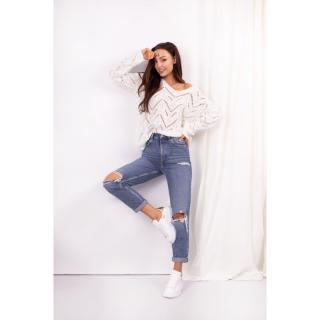 Lemoniade Womans Sweater Ls319 dámské ecru One size