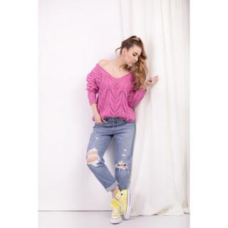 Lemoniade Womans Sweater Ls319 dámské Peony One size