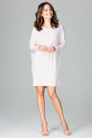 Lenitif Womans Dress K467 dámské Pink One size