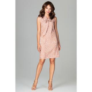 Lenitif Womans Dress K471 Pattern 95 dámské MULTICOLOUR L