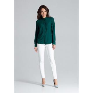 Lenitif Womans Shirt L036 dámské Green S