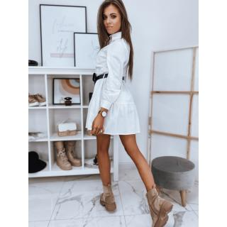 LETISHA dress white EY1473 dámské Neurčeno One size