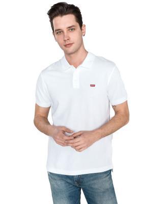 Levis Polo tričko Biela pánské XXL