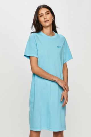 Levis - Šaty dámské modrá XS