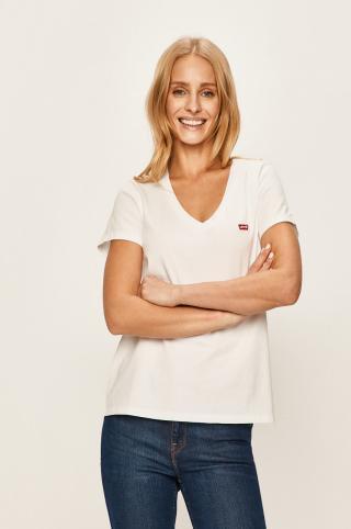 Levis - Tričko dámské biela XS