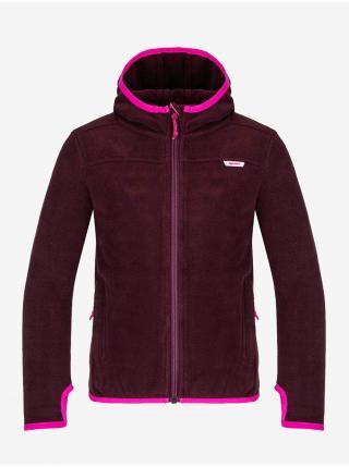 LOAP - fialová, tmavoružová 110-116