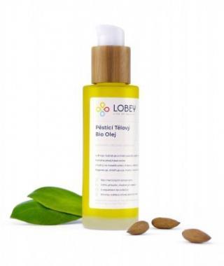 Lobey Pestujúci telový olej BIO 100 ml