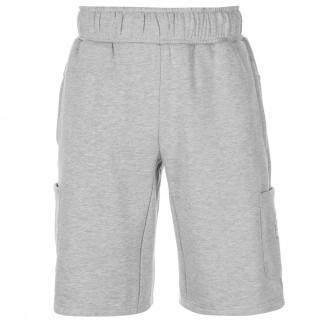 Lonsdale 2 Stripe Fleece Shorts Mens pánské Other XL