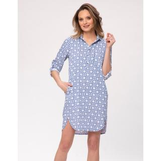 Look Made With Love Womans Dress 715 Pacifico dámské Other M