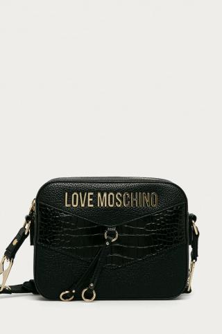 Love Moschino - Kabelka dámské čierna ONE SIZE