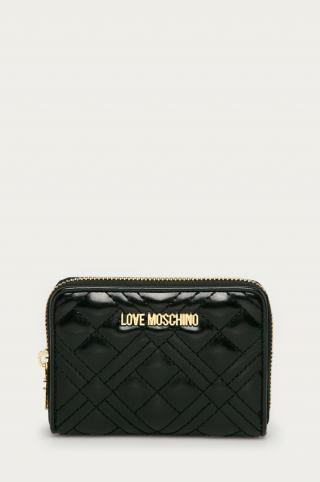 Love Moschino - Peňaženka dámské čierna ONE SIZE
