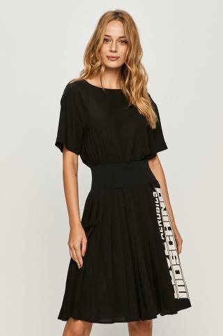 Love Moschino - Šaty dámské čierna 36