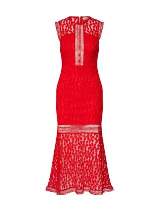 Love Triangle Večerné šaty  červená dámské 34