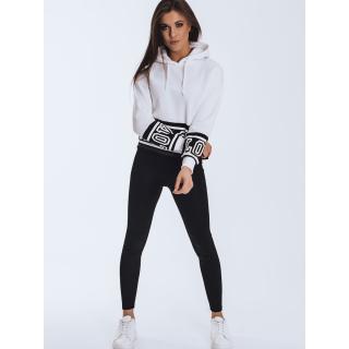 LOVE womens sweatshirt white BY0834 dámské Neurčeno S