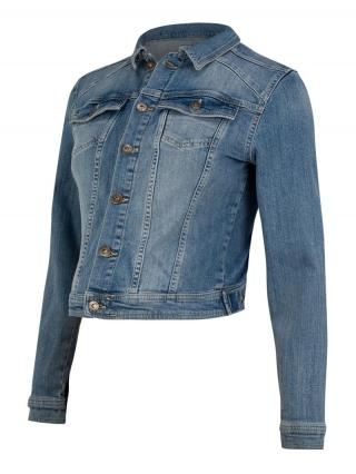 LOVE2WAIT Prechodná bunda  modrá / modrá denim dámské XS