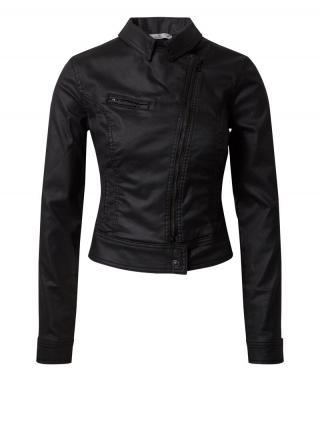 LTB Prechodná bunda Ellen  čierny denim dámské XL