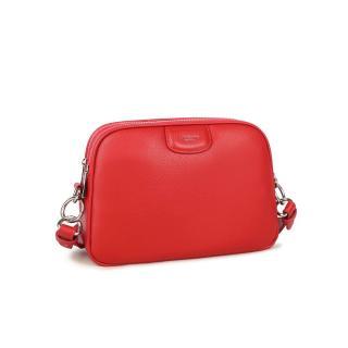 LUIGISANTO Red handbag dámské Other One size
