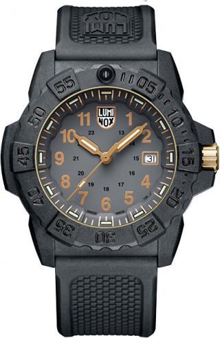 Luminox Navy SEAL Military Dive Watch XS.3508.GOLD pánské
