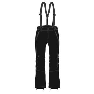 LYA womens softshell pants black dámské Other XS
