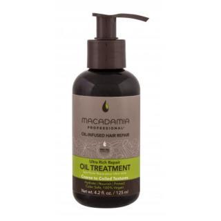 Macadamia Professional Ultra Rich Repair Oil Treatment 125 ml olej na vlasy na poškodené vlasy; na všetky typy vlasov; na lámavé vlasy; Cruelty free dámské 125 ml