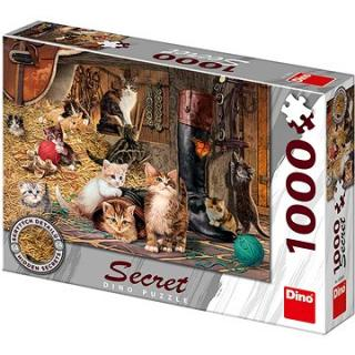 Mačičky - secret collection