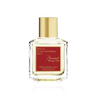 Maison Francis Kurkdjian Baccarat Rouge 540 - tělový olej 70 ml