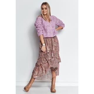 Makadamia Womans Skirt M650 dámské Other One size