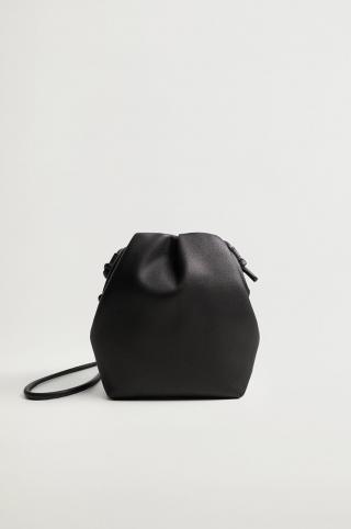 Mango - Kabelka XIRA dámské čierna ONE SIZE