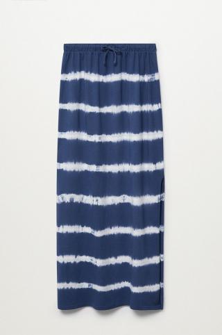 Mango Kids - Dievčenská sukňa LIBI modrá XS/S